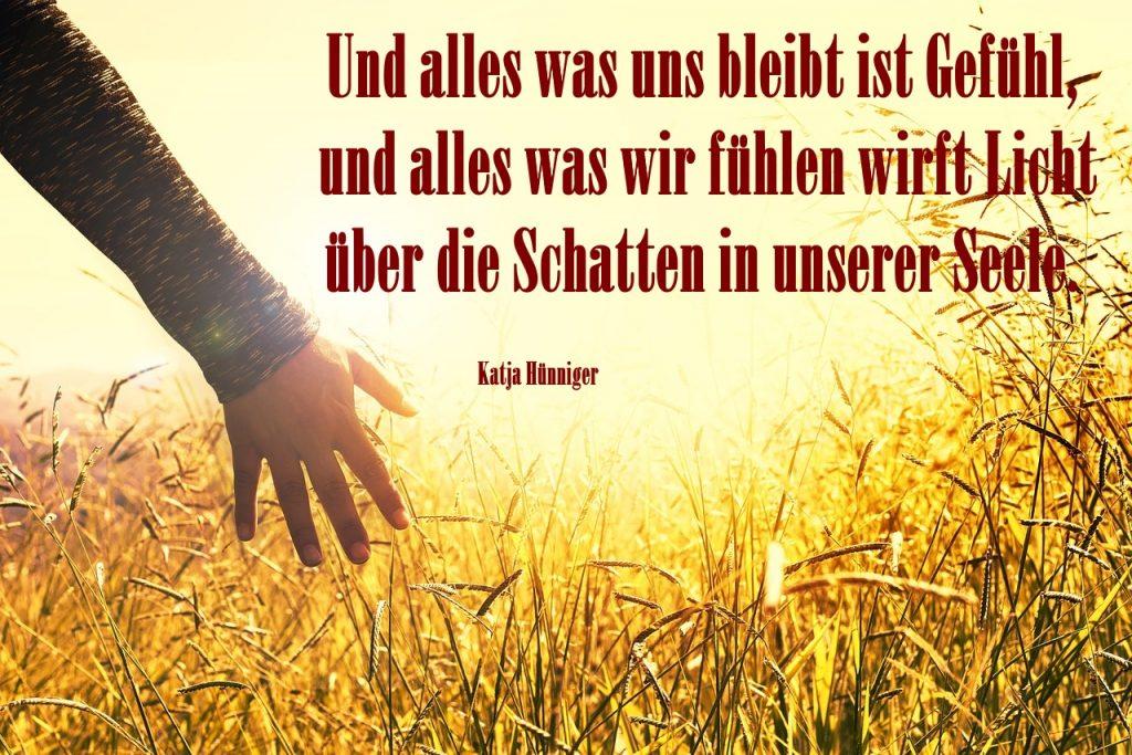 Gedanken Katja Hünniger